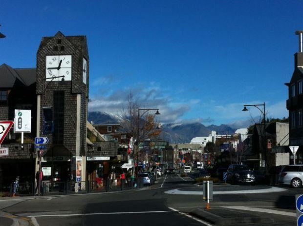Queenstown street view