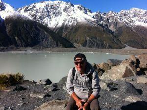 Tasman Glacier Lookout