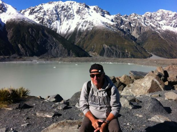 New Zealand South Island Road Trip: Tasman Glacier