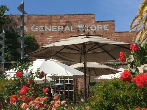 Napa Valley day tirp, Napa General Store