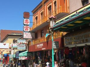 San Francisco Chinatown shops