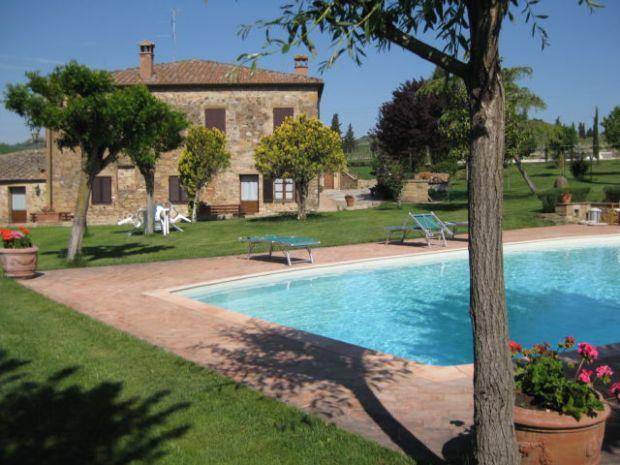 Agriturismo Casalpiano swimming-pool
