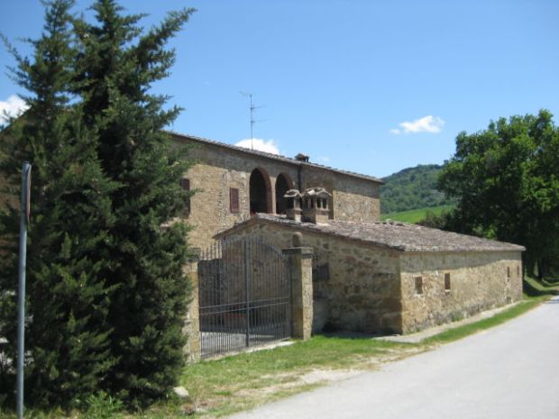 Agriturismo holiday in Tuscany Casalpiano