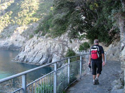 Walking Manarola to Corniglia