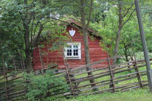 A Skansen house