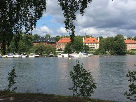 View from Djurgården, Stockholm