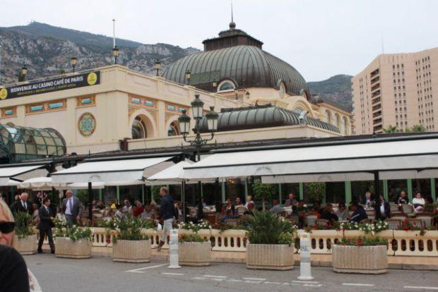 Café de Paris, Place du Casino, Monte Carlo