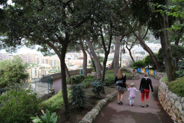 Jardins St-Martin Monaco-Ville
