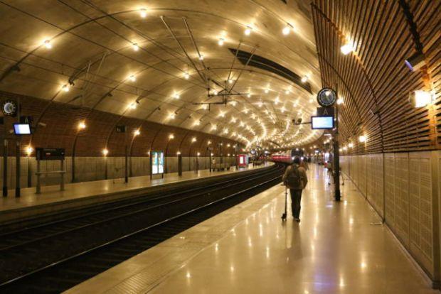 Monaco railway station