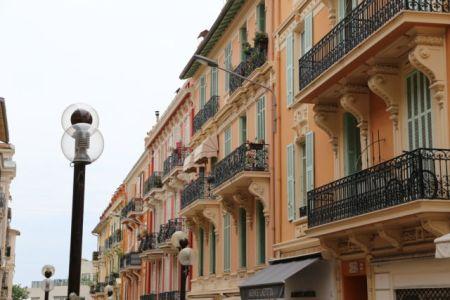 A Monaco street view