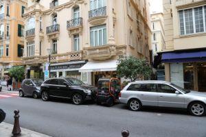 Parking in Monaco