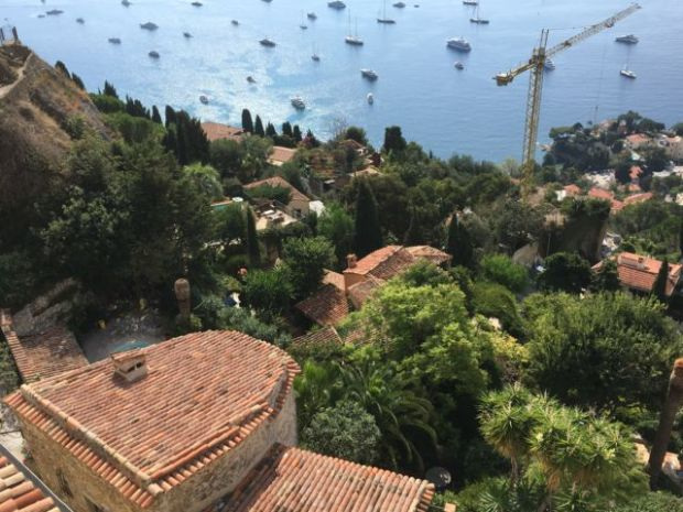 The Top 10 Places in the French Riviera, Roquebrune
