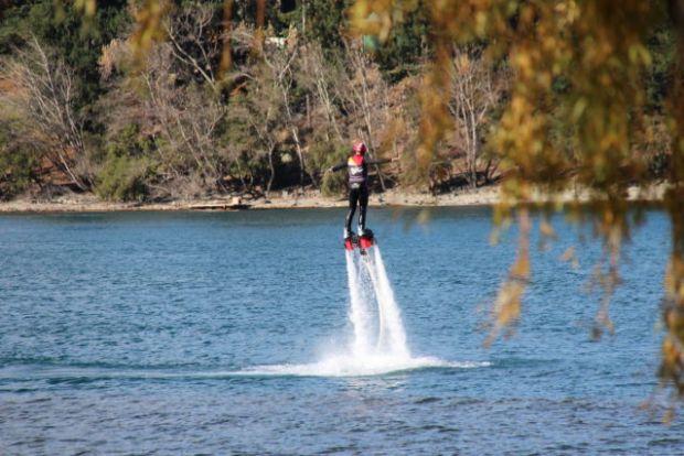 Queenstown water sports