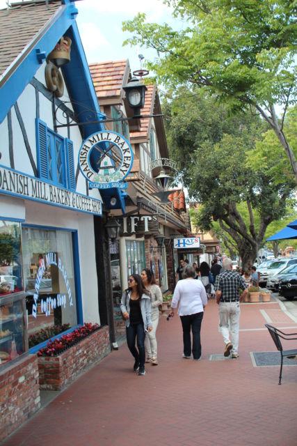 Solvang California Danish town
