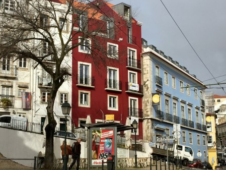 Dreaming about travel: Alfama, Lisbon