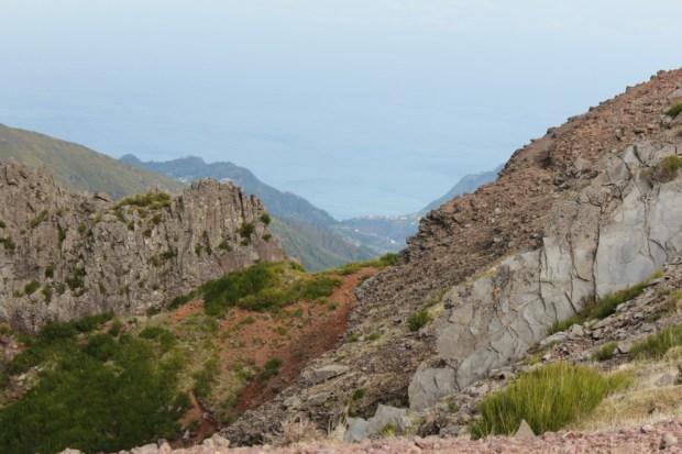 Funchal from Pico do Arieiro