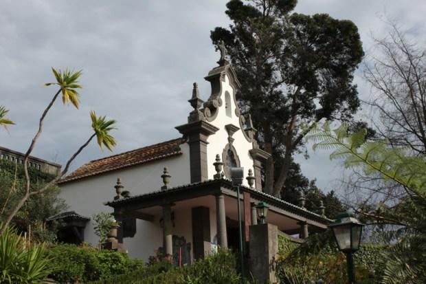 Monte chapel Madeira