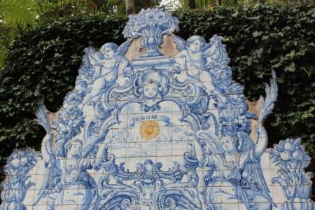 Monte Palace Tropical Garden azulejo