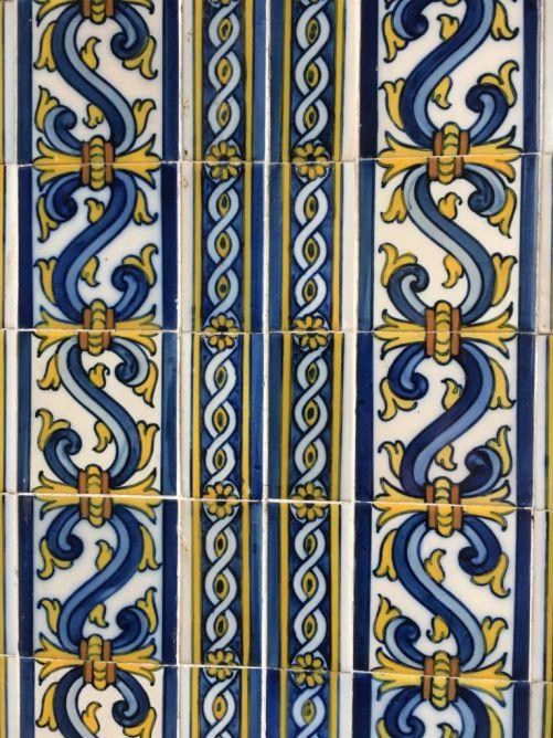 Palacio do Governo Regional tiling