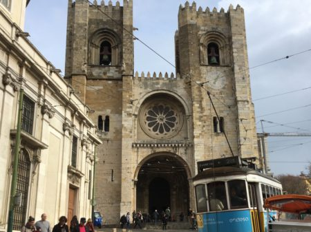 Sé Catedral Lisbon