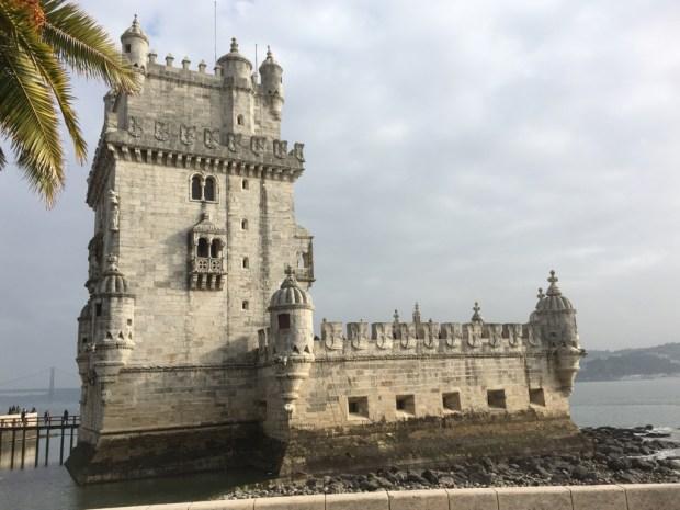 Day trip from Lisbon to Belem, Torre de Belem