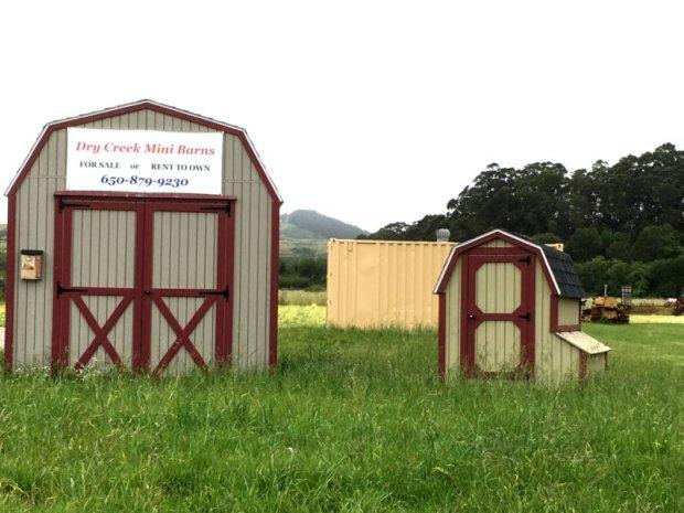 Dry Creek Mini Barns Pescadero