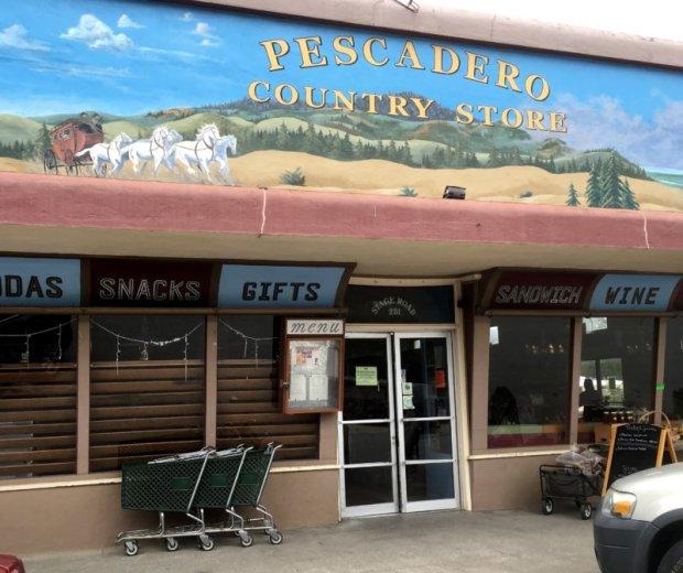 San Francisco to Monterey: Pescadero Country Store