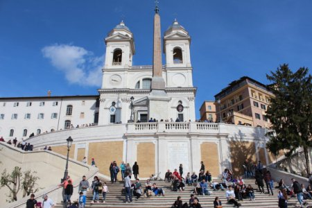 The Top 10 sights in Rome: the Spanish Steps