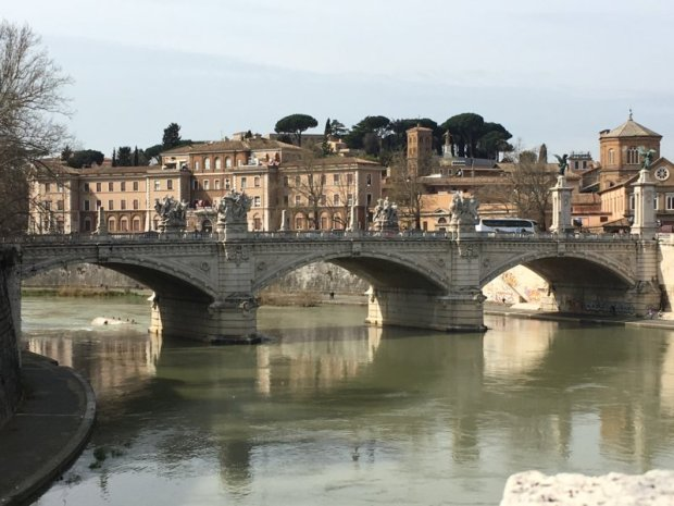 Top 10 Sights in Rome: the Tiber