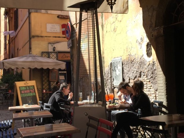 The Top 10 sights in Rome: Trastevere