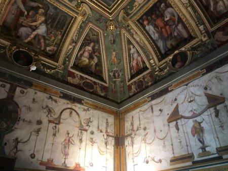 Palazzo Vecchio Sala of Clemente VII
