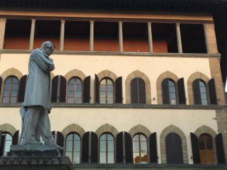Piazza Santo Spirito Oltrano
