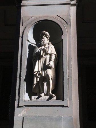 Uffici statue Florence