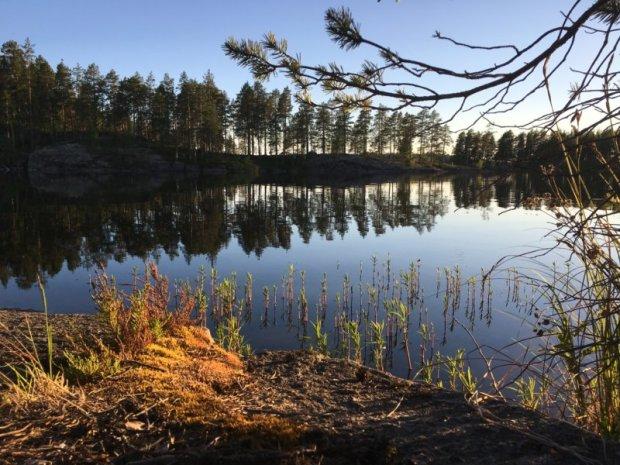 Southern Konnevesi National Park, Finland