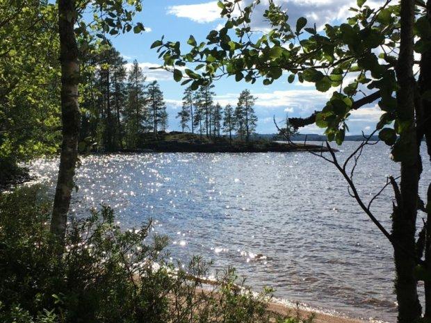 Southern Konnevesi National Park Pyysalo island