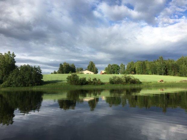 Mustalahti bay, Virrat, Lake Näsijärvi