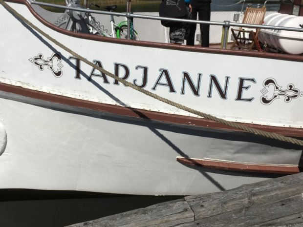 S/S Tarjanne inland lake cruiser
