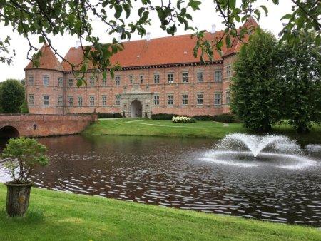 Voergaard Slot Denmark