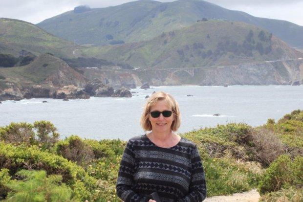 Visiting the Big Sur coastline, California
