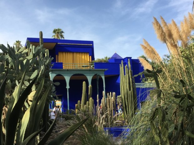 Art Deco Studio, Majorelle Gardens