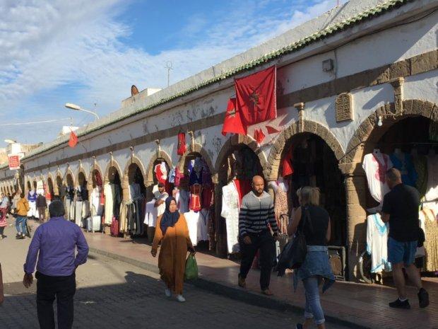 Essaouira Medina main street