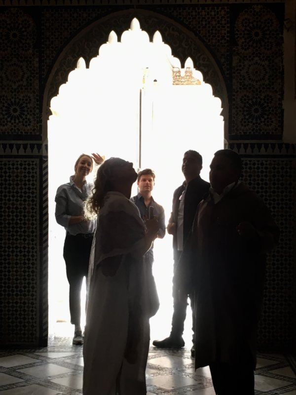 Things to do in Marrakech, Palais Bahia