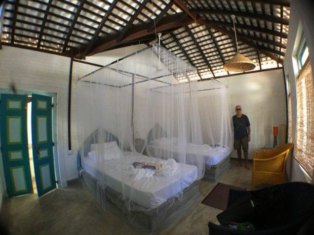 Villa Kalpitiya room