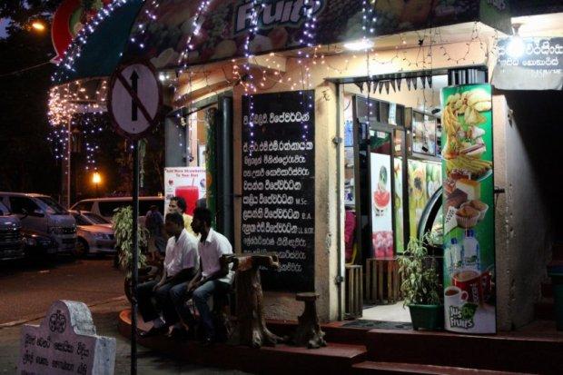 Kandy street view