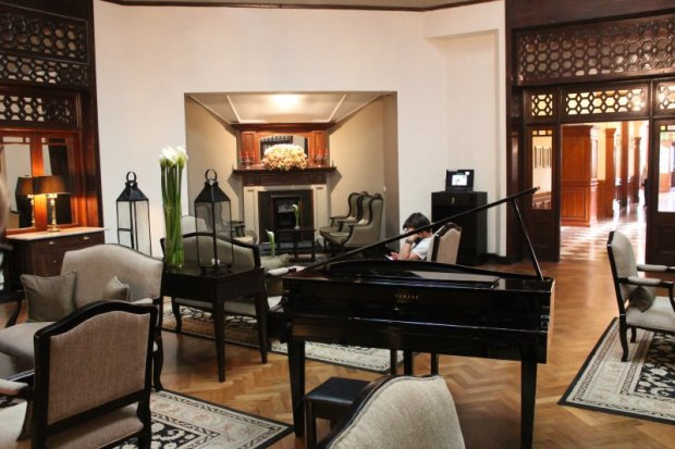 The Grand Hotel Nuwara Eliya