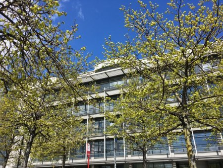 Dublin modern architecture