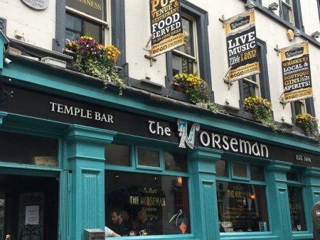The Norseman, Dublin