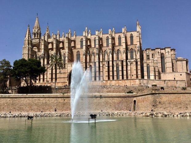 Cathedral La Seu, Palma de Mallorca