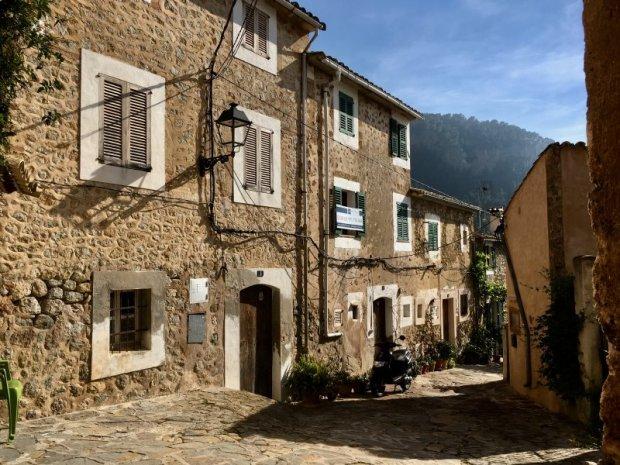 Estellencs, Serra de Tramuntana