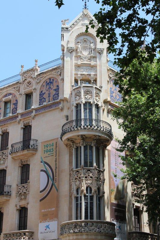 Fundacio La Caixa, Palma de Mallorca
